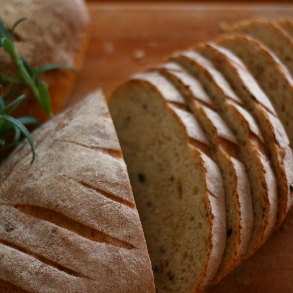 Crispy Bread