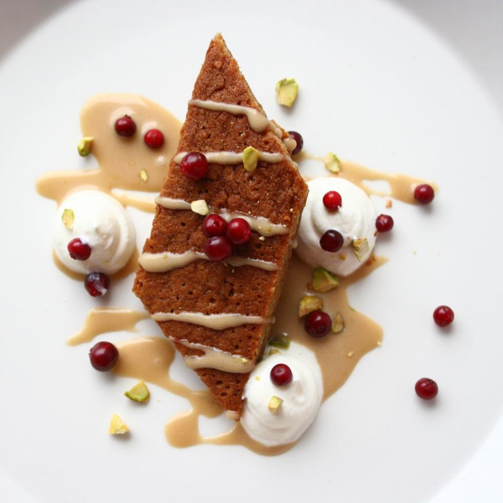 salt-caramel cake